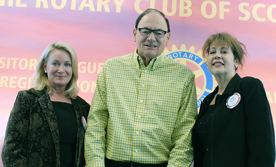 Scottsdale Rotarians Enjoy an Oceanic Adventure