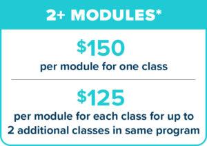 2+Module-Price