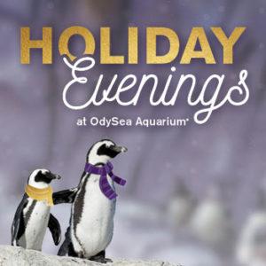 OdySea Aquarium Coupons, Deals, Discounts, Events & Promotions