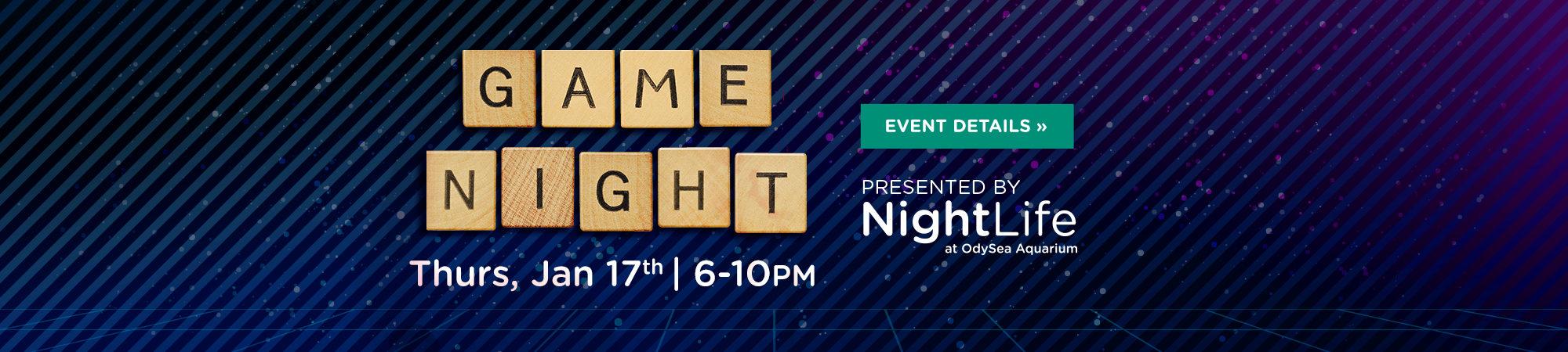 NightLife- GameNight