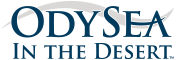 OdySea in the Desert Logo