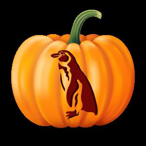 halloween pumpkin carving stencils download print now penguin stencil example