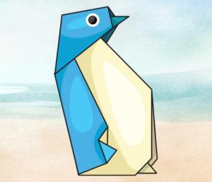 penguinorigami